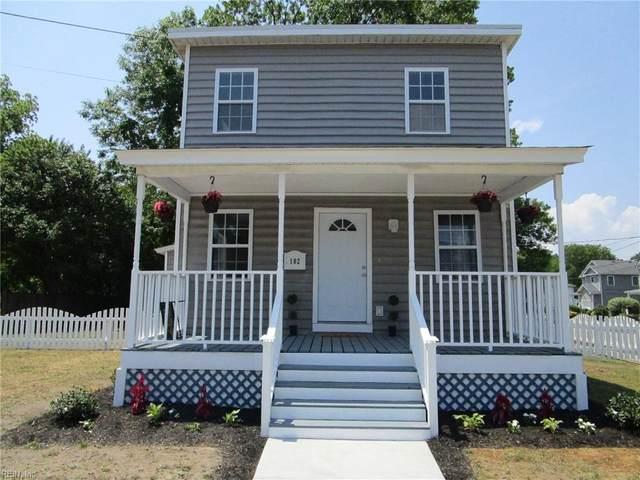 102 Downes St, Hampton, VA 23663 (#10380770) :: Berkshire Hathaway HomeServices Towne Realty