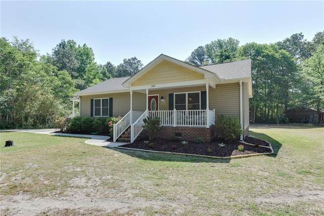 1484 Lawrence Dr, Isle of Wight County, VA 23315 (#10380797) :: RE/MAX Central Realty