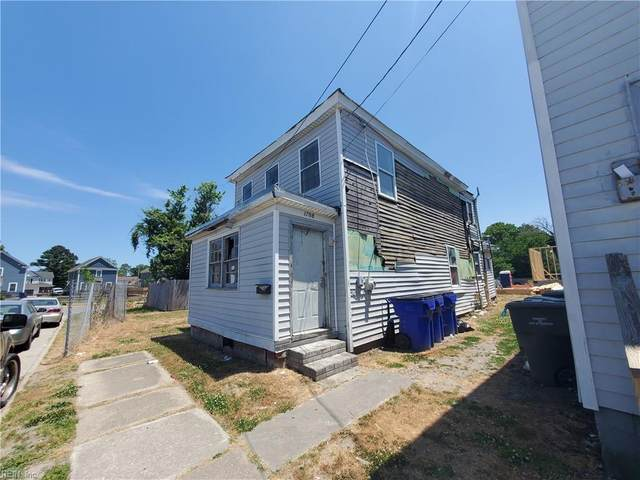 1708 Todd St, Norfolk, VA 23523 (#10380809) :: Berkshire Hathaway HomeServices Towne Realty