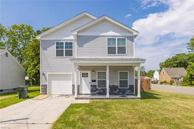 637 Homestead Ave, Hampton, VA 23661 (#10380811) :: Berkshire Hathaway HomeServices Towne Realty