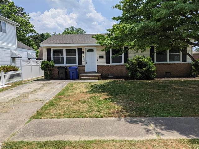 2513 Hickory St, Portsmouth, VA 23707 (#10380835) :: Encompass Real Estate Solutions