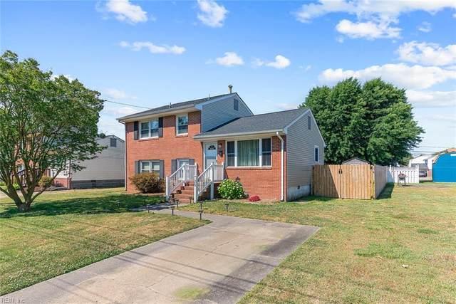 25 Ethel Dr, Hampton, VA 23666 (#10380865) :: Berkshire Hathaway HomeServices Towne Realty