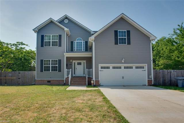 424 Rogers Ave, Hampton, VA 23664 (#10380867) :: The Bell Tower Real Estate Team