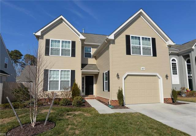 2477 Apiary Ct, Virginia Beach, VA 23454 (MLS #10380882) :: Howard Hanna Real Estate Services