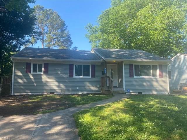10 Kingslee Ln, Hampton, VA 23669 (#10380891) :: RE/MAX Central Realty