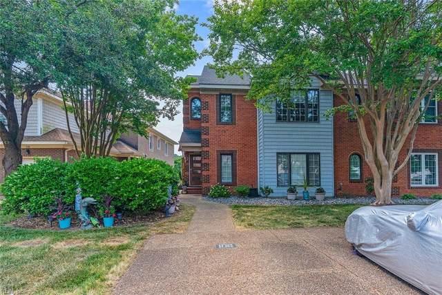 206 Mainsail Dr, Hampton, VA 23664 (MLS #10380919) :: Howard Hanna Real Estate Services