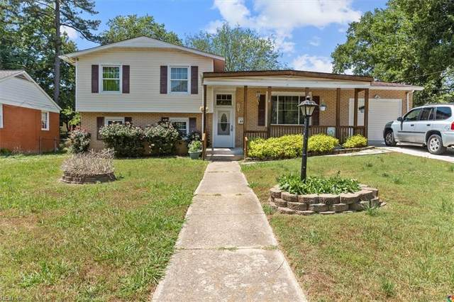 52 Linda Dr, Newport News, VA 23608 (#10380934) :: Berkshire Hathaway HomeServices Towne Realty
