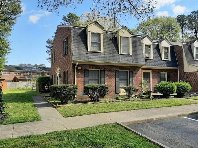 406 Hustings Ln A, Newport News, VA 23608 (MLS #10380950) :: AtCoastal Realty