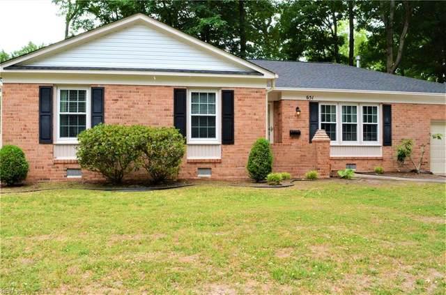 651 Village Green Pw, Newport News, VA 23602 (#10380952) :: RE/MAX Central Realty