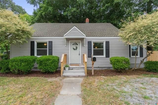 125 Wyoming Ave, Portsmouth, VA 23701 (MLS #10380957) :: AtCoastal Realty