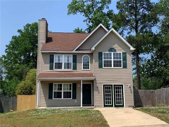 208 Bruton Dr, York County, VA 23185 (#10380961) :: Encompass Real Estate Solutions