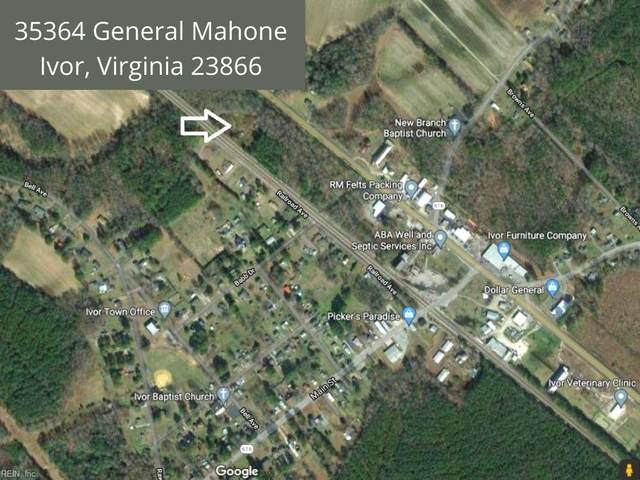 35364 General Mahone Blvd, Southampton County, VA 23866 (#10380990) :: Atlantic Sotheby's International Realty