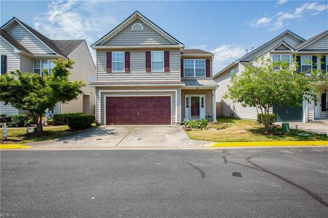 3604 Valley Point Cres #107, Chesapeake, VA 23321 (#10380993) :: Berkshire Hathaway HomeServices Towne Realty