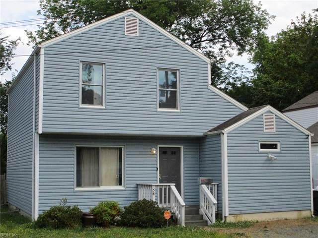 56 W Little Back River Rd, Hampton, VA 23669 (MLS #10381010) :: Howard Hanna Real Estate Services