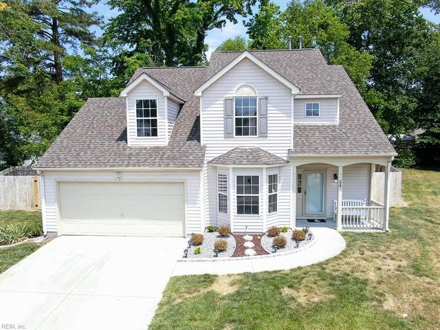 34 Keeton Ct, Hampton, VA 23666 (#10381017) :: Berkshire Hathaway HomeServices Towne Realty