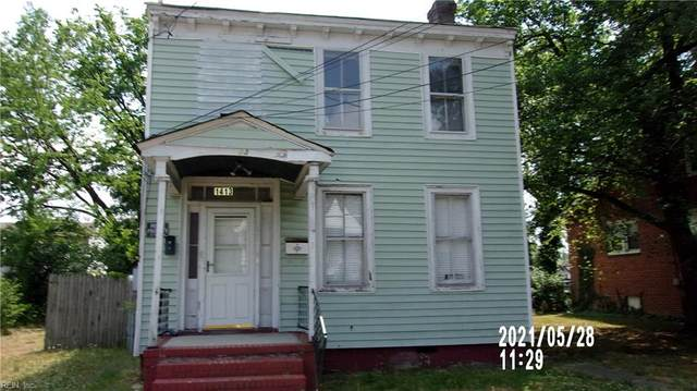 1413 Elm Ave, Portsmouth, VA 23704 (#10381023) :: RE/MAX Central Realty