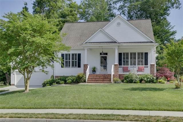6754 Mann Ave, Gloucester County, VA 23061 (#10381035) :: Atkinson Realty