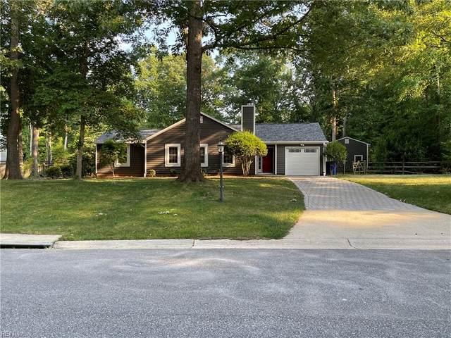 414 Huntington Way, Isle of Wight County, VA 23430 (#10381065) :: Berkshire Hathaway HomeServices Towne Realty