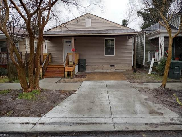 3310 Lyons Ave, Norfolk, VA 23509 (#10381067) :: Berkshire Hathaway HomeServices Towne Realty