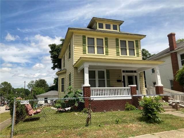 2114 Chestnut Ave, Newport News, VA 23607 (MLS #10381080) :: Howard Hanna Real Estate Services