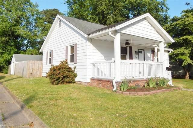 98 Clifton St, Hampton, VA 23661 (MLS #10381095) :: AtCoastal Realty