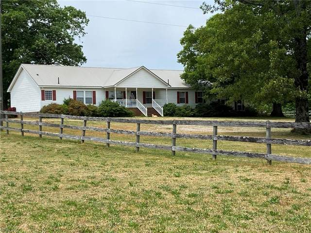 13877 Western Mill Rd, Brunswick County, VA 23868 (#10381104) :: RE/MAX Central Realty