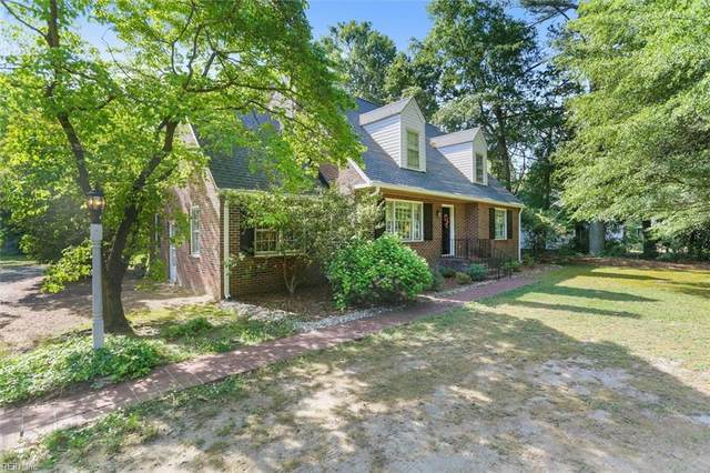 12256 Rolfe Hwy, Surry County, VA 23883 (#10381144) :: Momentum Real Estate