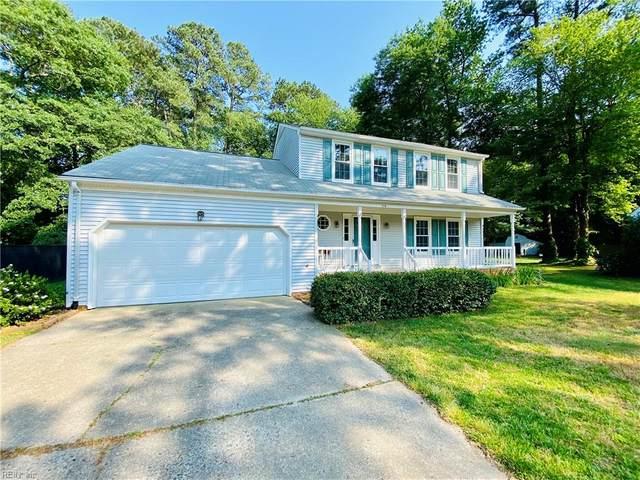 114 Tiger Paw Path, York County, VA 23693 (MLS #10381160) :: Howard Hanna Real Estate Services