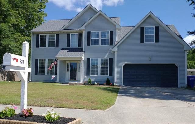 220 Holbrook Arch, Suffolk, VA 23434 (#10381161) :: Crescas Real Estate