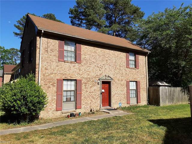 294 Circuit Ln F, Newport News, VA 23608 (#10381173) :: Berkshire Hathaway HomeServices Towne Realty