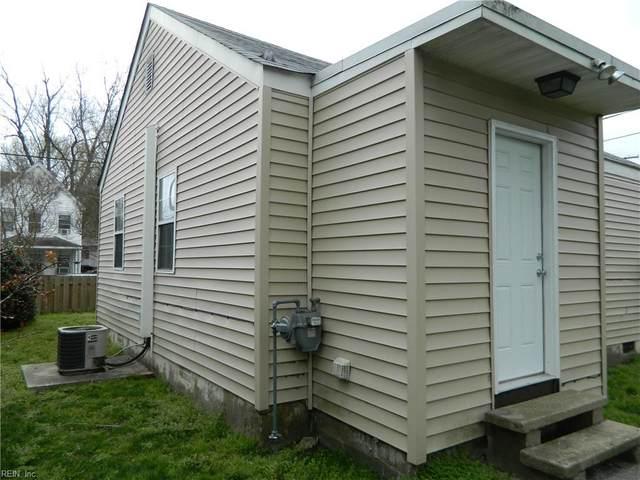 1211 26th St, Newport News, VA 23607 (#10381194) :: Encompass Real Estate Solutions