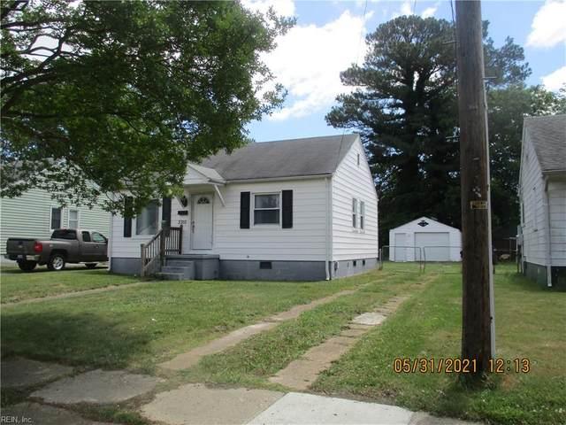 3310 Peronne Ave, Norfolk, VA 23509 (MLS #10381237) :: Howard Hanna Real Estate Services