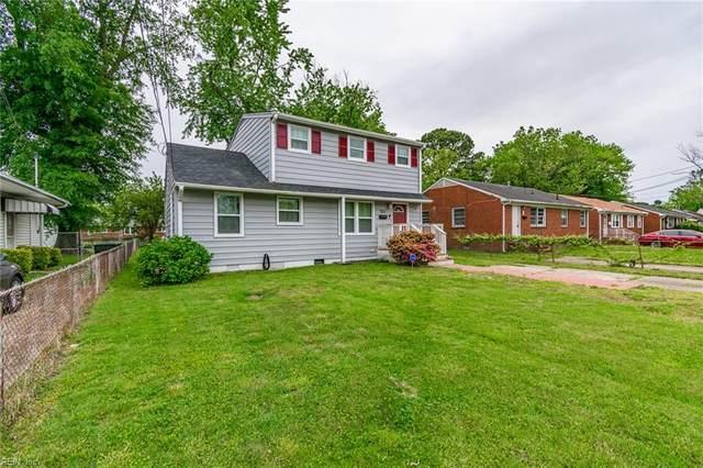 725 Burgess Ave, Hampton, VA 23664 (MLS #10381247) :: Howard Hanna Real Estate Services