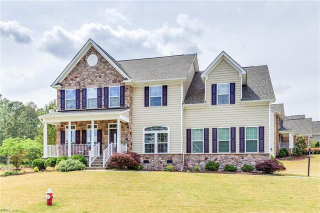 9301 Briarhill Way, James City County, VA 23168 (#10381259) :: The Bell Tower Real Estate Team