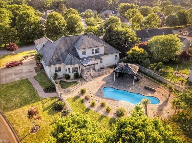 201 Vista Dr, York County, VA 23696 (MLS #10381301) :: Howard Hanna Real Estate Services