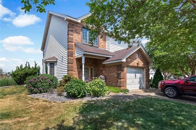 1 Mizzen Cir, Hampton, VA 23664 (#10381310) :: Berkshire Hathaway HomeServices Towne Realty