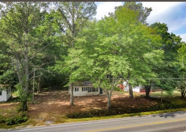 4008 Buckley Hall Rd, Mathews County, VA 23035 (#10381346) :: Berkshire Hathaway HomeServices Towne Realty