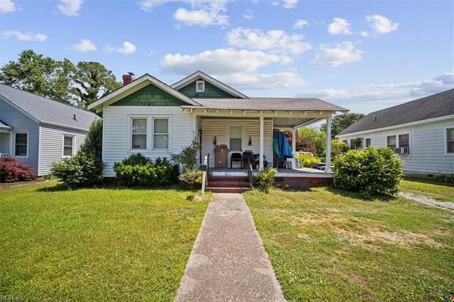 64 Locust Ave, Hampton, VA 23661 (#10381367) :: Atkinson Realty