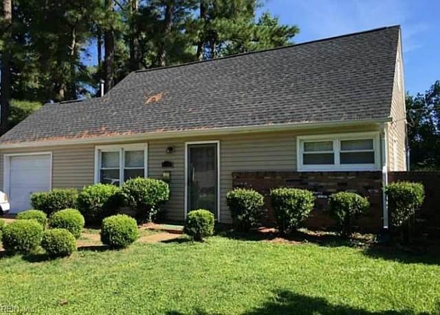 5520 Deepdale Dr, Norfolk, VA 23502 (MLS #10381384) :: Howard Hanna Real Estate Services