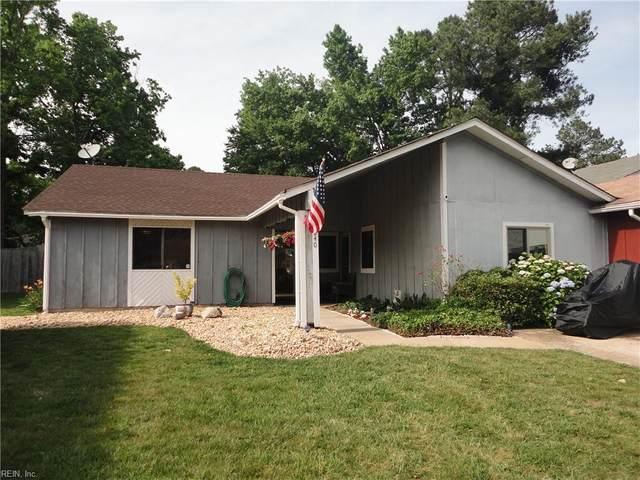 1240 Eaglewood Dr, Virginia Beach, VA 23454 (#10381419) :: Berkshire Hathaway HomeServices Towne Realty
