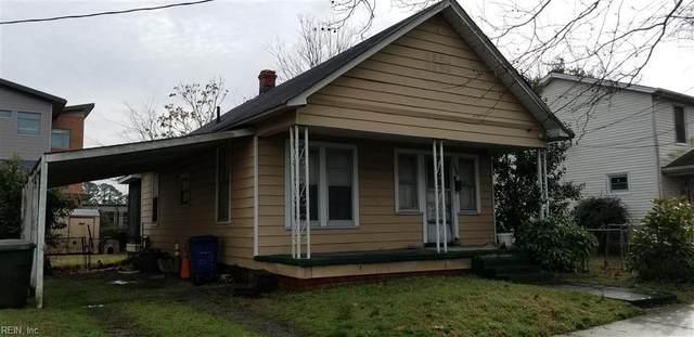 1226 20th St, Newport News, VA 23607 (#10381440) :: Encompass Real Estate Solutions