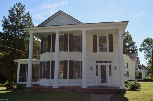 32287 S Main St, Southampton County, VA 23827 (#10381463) :: Berkshire Hathaway HomeServices Towne Realty