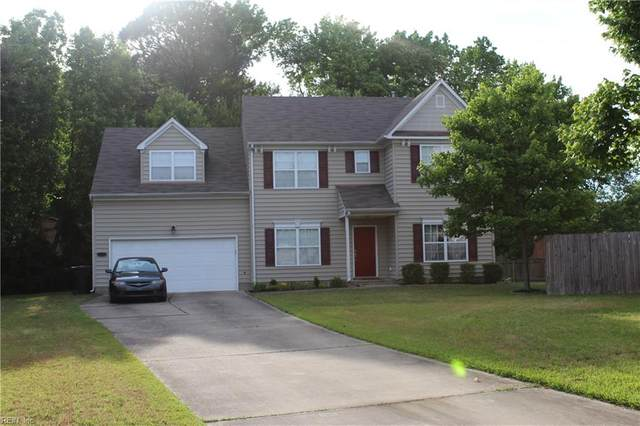 172 Kings Gate Dr, Portsmouth, VA 23701 (#10381479) :: Berkshire Hathaway HomeServices Towne Realty