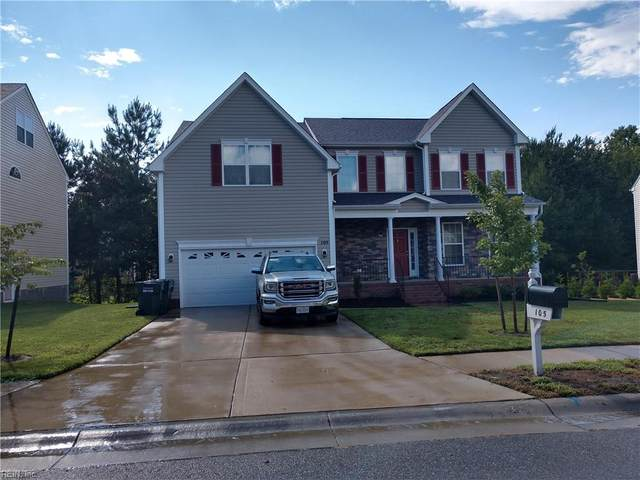 105 Crossing Waters Way, York County, VA 23690 (#10381499) :: Encompass Real Estate Solutions