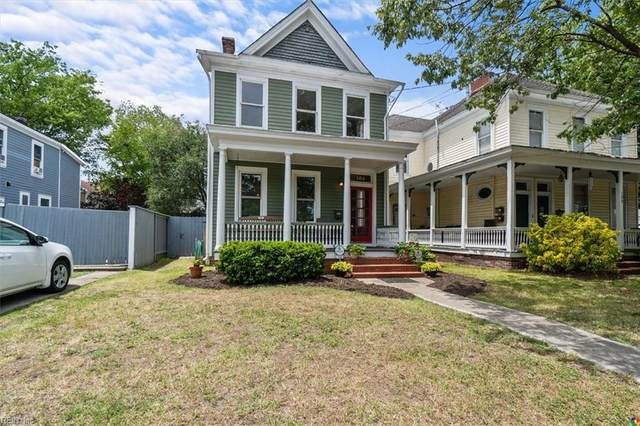 106 Parkview Ave, Portsmouth, VA 23704 (#10381513) :: Berkshire Hathaway HomeServices Towne Realty