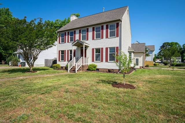 531 Fox Hill Rd, Hampton, VA 23669 (#10381514) :: Berkshire Hathaway HomeServices Towne Realty