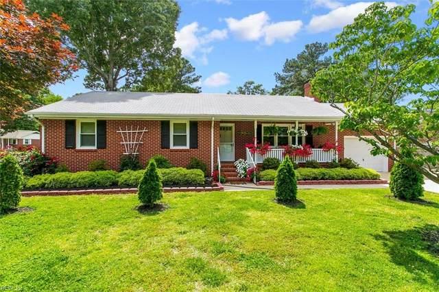 10 Burns Dr, Newport News, VA 23601 (MLS #10381518) :: Howard Hanna Real Estate Services
