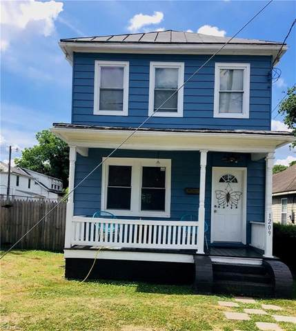 1209 Highland Ave, Portsmouth, VA 23704 (#10381540) :: Atkinson Realty
