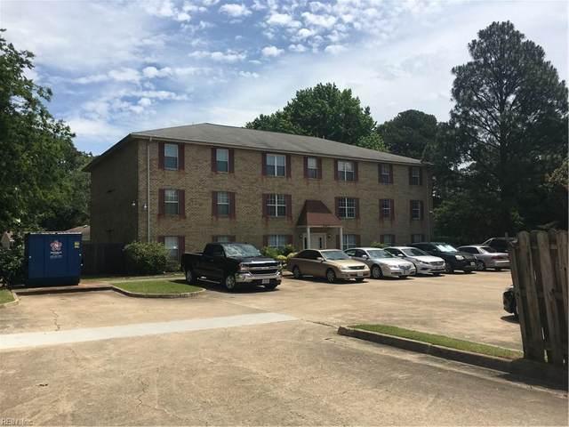 5942 Jefferson Ave, Newport News, VA 23605 (MLS #10381574) :: Howard Hanna Real Estate Services