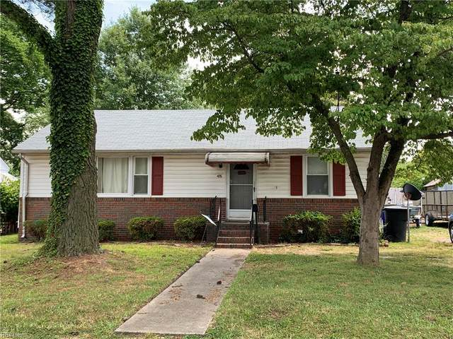 4215 Bart St, Portsmouth, VA 23707 (#10381578) :: Encompass Real Estate Solutions